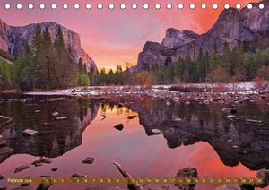 Edition Naturwunder: Licht in der Natur (Tischkalender 2018 DIN