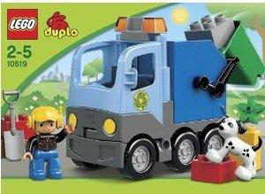 LEGO® Duplo 10519 - Müllabfuhr