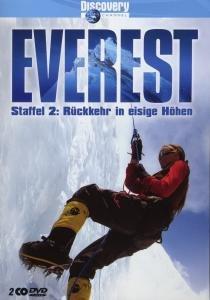 EVEREST Staffel 2:Rückkehr in eisige Höhen (2DVDs)