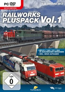 Train Simulator 2013 - RAILWORKS PULSPACK Vol. 1