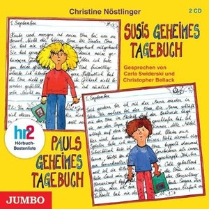 Susis geheimes Tagebuch / Pauls geheimes Tagebuch