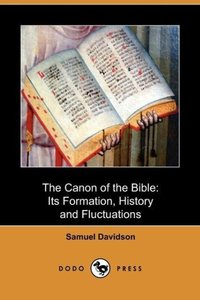 The Canon of the Bible