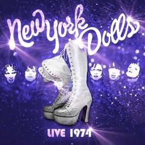 The New York Dolls-Live 1974