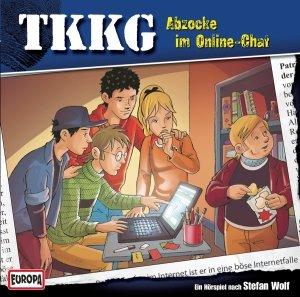 TKKG 179. Abzocke im Online-Chat