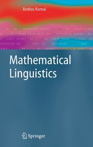Mathematical Linguistics