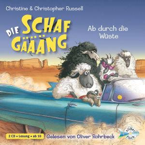 C.U.C.Russell: Die Schafgäääng-Ab Durch D.Wüste