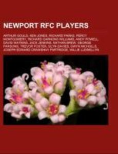 Newport RFC players