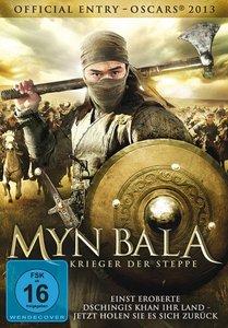 Myn Bala-Krieger der Steppe