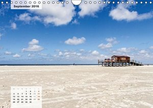 Nord-Ostsee Impressionen (Wandkalender 2016 DIN A4 quer)