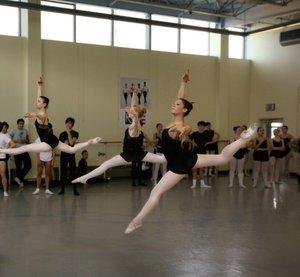 First Position-Ballett ist ihr Leben-Mediabook