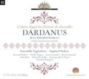 Dardanus (Fassung von 1744)