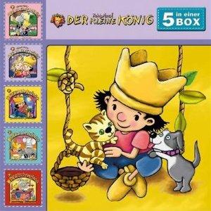 Der Kleine König - 5-CD Hörspielbox Vol. 1