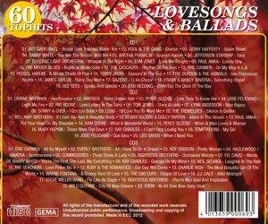 60 Top-Hits Lovesongs & Ballads