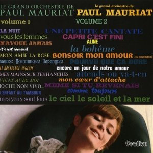 Orchester Paul Mauriat 1 & 2