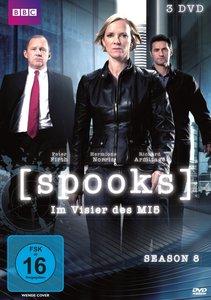 Spooks - Im Visier des MI5 - Season 8
