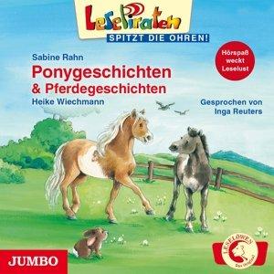 Lesepiraten: Ponygeschichten & Pferdegeschichten