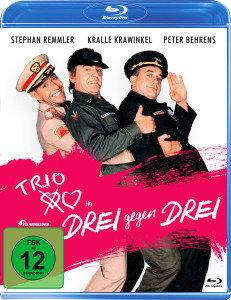 TRIO-Drei Gegen Drei (Blu-ray)