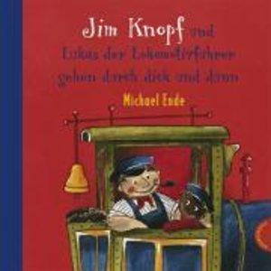 Jim Knopf und Lukas der Lokomotivführer gehen durch dick und dün