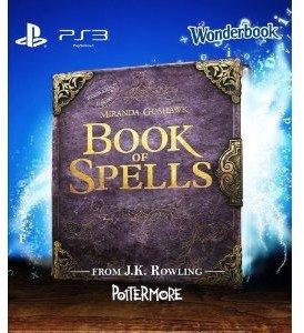 Wonderbook: Buch der Zaubersprüche (Move erforderlich)