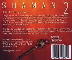 Shaman-The Healing Drum 2