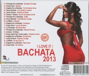 I Love Bachata 2013