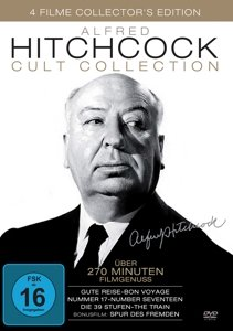 Alfred Hitchcock-Cult Collection