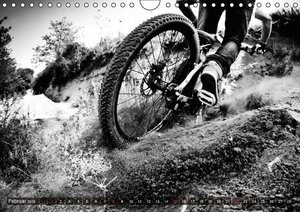 Candé, S: Mountain Bike 2015 by Stef. Candé (Wandkalender 20