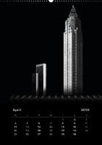 Mystic Skyscraper - Architektonische Meisterwerke (Wandkalender
