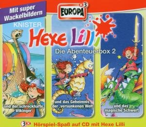 Hexe Lilli Box 02. Abenteuerbox 2