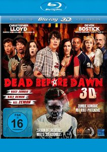 Dead Before Dawn 3D
