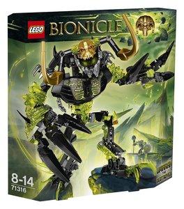 LEGO BIONICLE 71316 - Umarak der Unheilsbringer