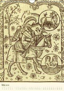 Tierkreiszeichen im 15. Jahrhundert - Zeitläufte im Mittelalter