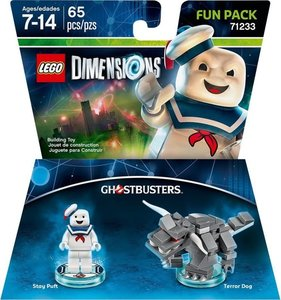 LEGO Dimensions - Fun Pack - Ghostbusters - Stay Puft (71233)
