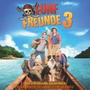Fünf Freunde 3-Original Soundtrack