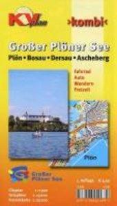 Großer Plöner See / Plön / Bosau / Dersau / Ascheberg 1 : 15 000