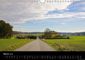 Fucking, Austria / UK-Version (Wall Calendar 2015 DIN A4 Landsca