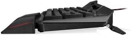 S.T.R.I.K.E. 3 Gaming-Keyboard, Spieletastatur, schwarz - zum Schließen ins Bild klicken