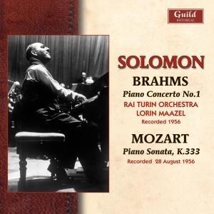 Solomon Spielt Brahms 1