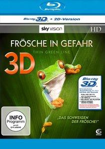 Frösche in Gefahr 3D - Thin Green Line