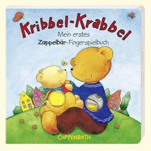 Pokornik, B: Kribbel-Krabbel: Mein erstes Zappelbär-Fingersp