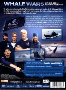 Whale Wars - Krieg den Walfängern!