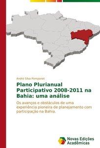 Plano Plurianual Participativo 2008-2011 na Bahia: uma análise