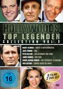 Hollywoods Top Legenden (2)