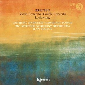 Violinkonzert/Doppelkonzert/Lachrymae