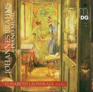 Klavierwerke op.116-119