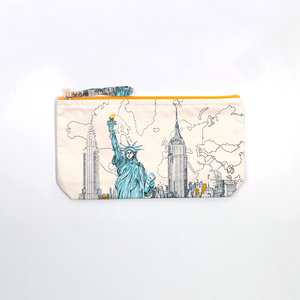 Tasche, siebgedruckt- Design New York