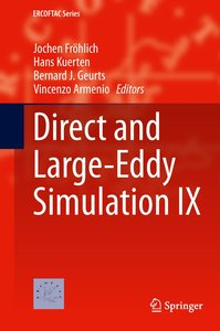 Direct and Large-Eddy Simulation IX
