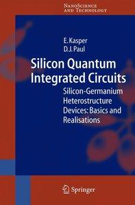 Silicon Quantum Integrated Circuits
