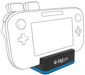2+1 Charger - Ladegerät inklusive 2 Akku-Packs für 2 Wii-Fernbed