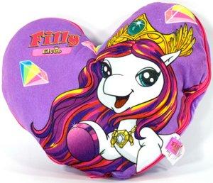 United Labels 0118417 - Filly Pony: Wende-Kuschelkissen